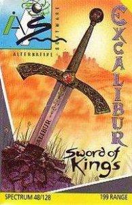 Excalibur: Sword of Kings per Sinclair ZX Spectrum