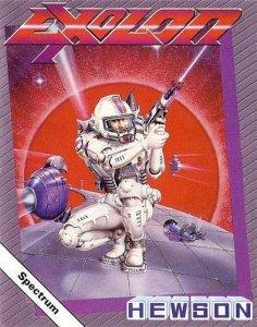 Exolon per Sinclair ZX Spectrum