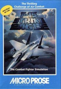 F-15 Strike Eagle per Sinclair ZX Spectrum