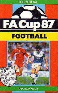 F.A Cup Football per Sinclair ZX Spectrum