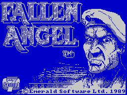 Fallen Angel per Sinclair ZX Spectrum