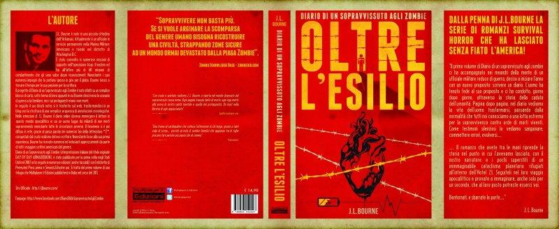 Oltre L'Esilio - Il secondo libro della saga Diario di Un Sopravvissuto agli Zombie