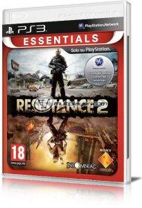Resistance 2 per PlayStation 3