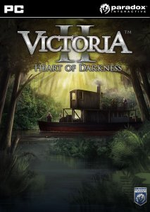 Victoria II: Heart of Darkness per PC Windows