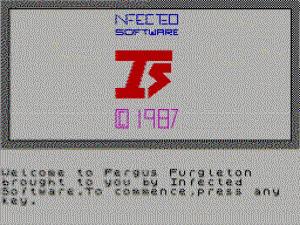Fergus Furgleton per Sinclair ZX Spectrum