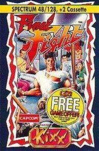 Final Fight per Sinclair ZX Spectrum