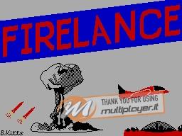 Firelance per Sinclair ZX Spectrum