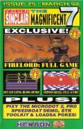 Firelord per Sinclair ZX Spectrum
