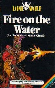 Fire on the Water per Sinclair ZX Spectrum