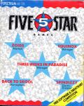 Five Star Games per Sinclair ZX Spectrum