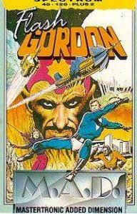 Flash Gordon per Sinclair ZX Spectrum