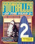 Footballer of the Year 2 per Sinclair ZX Spectrum