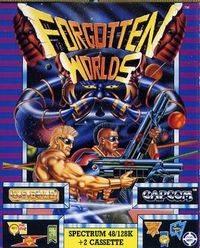 Forgotten Worlds per Sinclair ZX Spectrum