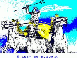 Forgotten City per Sinclair ZX Spectrum