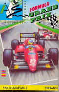 Formula One per Sinclair ZX Spectrum