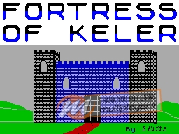 Fortress of Keler per Sinclair ZX Spectrum