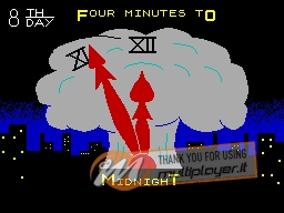 Four Minutes to Midnight per Sinclair ZX Spectrum