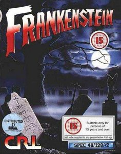 Frankenstein per Sinclair ZX Spectrum