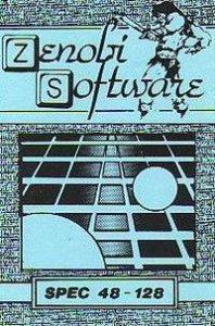 From Out of a Dark Night Sky per Sinclair ZX Spectrum