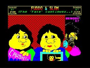 Fuddo & Slam per Sinclair ZX Spectrum
