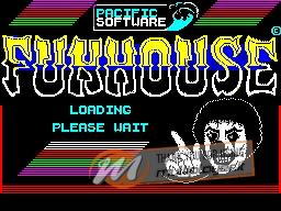 Funhouse per Sinclair ZX Spectrum