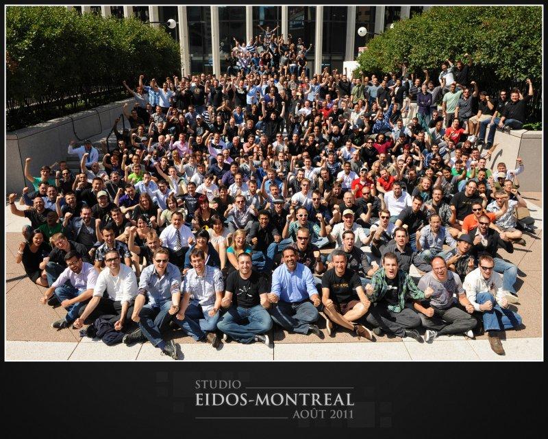 A casa di Eidos Montreal