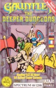 Gauntlet: The Deeper Dungeons per Sinclair ZX Spectrum