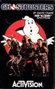 Ghostbusters: Il Videogioco per Sinclair ZX Spectrum