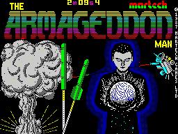 Global Commander per Sinclair ZX Spectrum