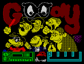 Goody per Sinclair ZX Spectrum