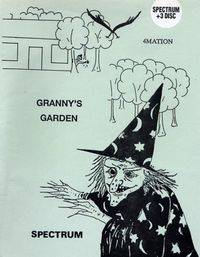 Granny's Garden per Sinclair ZX Spectrum