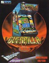 Guerrilla War per Sinclair ZX Spectrum