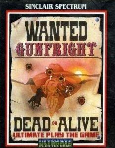 Gunfright per Sinclair ZX Spectrum