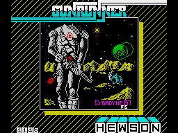 Gunrunner per Sinclair ZX Spectrum