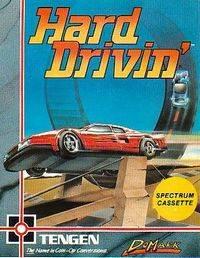 Hard Drivin' per Sinclair ZX Spectrum