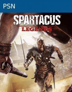 Spartacus Legends per PlayStation 3