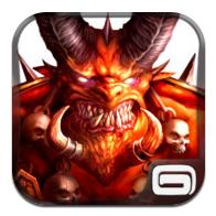 Dungeon Hunter 4 per iPhone
