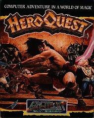 Hero Quest per Sinclair ZX Spectrum