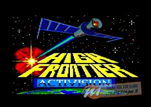 High Frontier per Sinclair ZX Spectrum