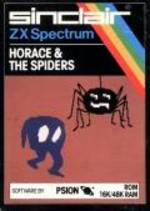 Horace & The Spiders per Sinclair ZX Spectrum