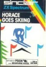 Horace Goes Skiing per Sinclair ZX Spectrum