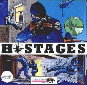 Hostage: Rescue Mission per Sinclair ZX Spectrum
