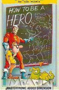 How to be a Hero per Sinclair ZX Spectrum