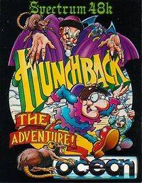 Hunchback: the Adventure per Sinclair ZX Spectrum