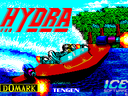 Hydra per Sinclair ZX Spectrum