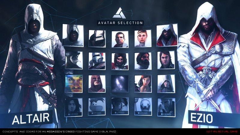 Un ex Ubisoft lancia l'idea di un picchiaduro basato su Assassin's Creed
