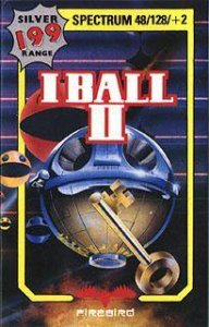 I Ball II: Quest for the Past per Sinclair ZX Spectrum