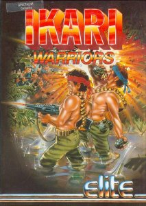Ikari Warriors per Sinclair ZX Spectrum