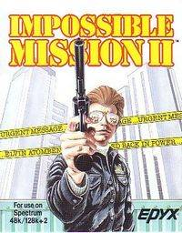 Impossible Mission II per Sinclair ZX Spectrum
