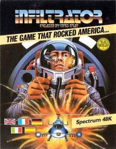 Infiltrator per Sinclair ZX Spectrum